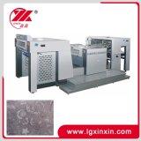 Feuille par la machine gravante en relief Yw-110e de carte de papier de Sheet Sheet