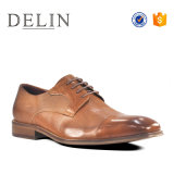 Mode de production professionnelle Mens chaussures occasionnel en cuir véritable