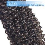 Commerce de gros Kinky Curly Extensions de cheveux naturels