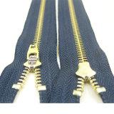 Begrenzte Hose-Messingreißverschluß des Metall4# für Jeans
