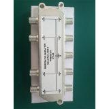 8-Ways Satv/CATV Signal-Teiler aller Portenergien-Durchlauf