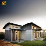 販売のための贅沢で軽い鋼鉄プレハブの家かモジュラー家