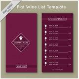 Impressão personalizada de alta qualidade rótulos de vinho