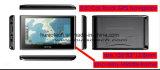 """새로운 5.0 """" 새로운 GPS 항해자 지도, MP3 선수를 가진 차 휴대용 GPS 항법, Bluetooth 헤드폰, 주차 뒷 전망 사진기AV 에서 Tmc GPS 추적자 시스템 수신기,"""