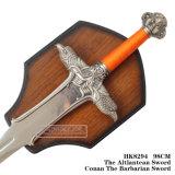 Conan le spade barbare di film delle spade con piastra 98cm HK8294