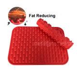 LFGB/ FDA Non-Stick gras sains de gros de la réduction de tapis de cuisson en silicone