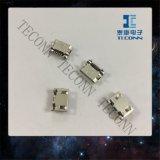 마이크로 USB 소켓 연결관