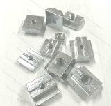 L'écrou de glissement pour l'aluminium classe de profil de classe 8,8/zinc plaqué nickel