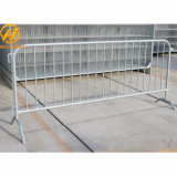 Barriera pedonale galvanizzata di traffico della rete fissa di controllo della barriera del ferro