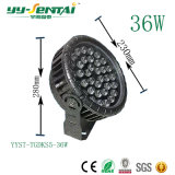 Reflector al aire libre de la luz LED de la fábrica 3W-36wled de China