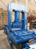 Pflasterung des Blockes, der Maschinen-Fabrik bildet