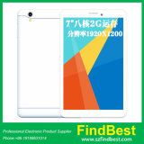7 Inches 1920*1200 Android Tablets with SUBSCRIBER IDENTITY MODULE Card Slot