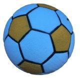 機械によってステッチされるダート盤のフットボール