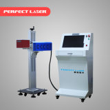 Машина маркировки отметки лазера СО2 для ткани, ботинок, тканья (PEDB-C30)