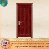Desheng Dormitorio Tallada puerta de madera interior