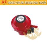 Газовый регулятор клапана для впуска горючей смеси с переключателем замка ребенка