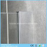 Écran de douche en verre simple avec le prix bon marché (9-3410-C)