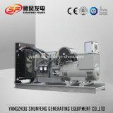 熱い販売の開いたタイプ100kVA 80kwパーキンズ力のディーゼル発電機