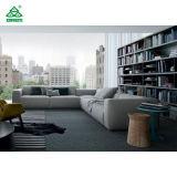 ファブリック家具製造販売業の木の組み立てられた現代的なソファーは顧客用セットする