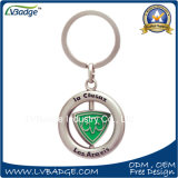 Promotional poison Items Custom Metal key chain
