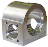 산업 부속을 기계로 가공하는 미국 주문을 받아서 만들어진 OEM CNC