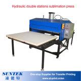 Macchina calda della pressa di trasferimento automatico di sublimazione per le magliette
