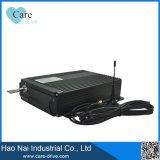SD-Tarjeta DVR móvil del rectángulo negro del coche de 4 CH con GPS 3G 4G WiFi