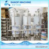 L'eau pure épurent le système de RO de filtre