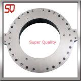Pezzo meccanico di alluminio di CNC della puleggia di cinghia