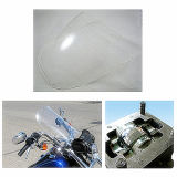オートバイのためのプラスチック風防ガラス型