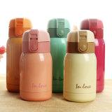 Детей студентов Cute конфеты цвет для использования вне помещений Creative Портативные Бутылка воды