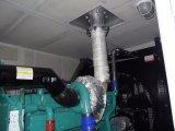 20gp容器の防音のおおいが付いている産業800kVA Cumminsの発電機