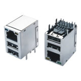 1000 Base RJ45 с 2 портами USB