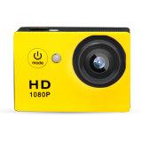 Deportes inalámbrico mini cámara Full HD 1080P de la cámara de acción