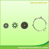 Berufspräzision, die Metallprodukte stempelt
