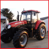 Yto 2WD/4WDの小型か小さいまたは大きい農業の車輪の農場トラクター