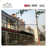 Het snelle Gebouwde Huis van de Bouw van de Container van de Decoratie Prefab 20 voet van de Luxe naar huis Geprefabriceerde