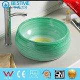 China la fabricación de productos sanitarios Lavamanos Color BC-7083