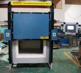 four en acier industriel électrique Macinery de Processiong de la chaleur en métal de résistance de la chambre 1000c