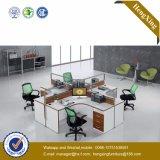 상한 사무실 책상 멜라민 사무실 분할 워크 스테이션 (HX-TN229)