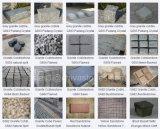 China Misty Amarillo/Rusty amarillo/beige/G682 el granito de guijarros de Jardín/cubo//Curb/ventilador forma/adoquines para ajardinar/Parking/Garaje/Paseo