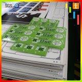 Sticker van de Kwaliteit van Shanghai de Beste Zelfklevende Vinyl