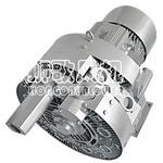 La durabilidad cerco las cintas inútiles ventilador de 3 fases con el cuchillo de aire