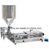 Serie de Full-Pneumatic Double-Nozzle Pegar/máquinas de llenado de líquido (la protección contra explosiones)