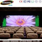 Pantallas de visualización de interior a todo color de LED excelente P2.5 de la llanura y del contraste