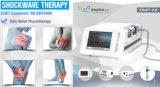 De draagbare Fysieke Apparatuur van de Drukgolf van Extracorporeal van de Drukgolf van de Therapie Voor Pijn Relife