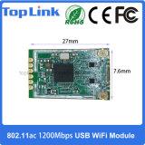 Верхняя-8812bu 802.11AC 2T2R 1200 Мбит/с Беспроводные сети двухдиапазонного стандарта USB 2.0, встроенный модуль WiFi для Android телевизор .