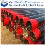 API-5CTの鋼鉄井戸オイルの包装の管(H40、J55、K55、N80、C75、L80、C90、C95、P110、Q125)