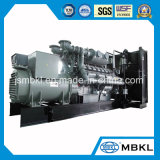 Groupe électrogène de l'usine 50Hz 2000kVA/1600kw par le moteur diesel de Perkins
