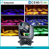 300W LED 단계 장비 이동하는 맨 위 광속 빛